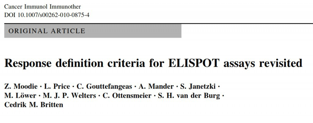 elispot assay procedure
